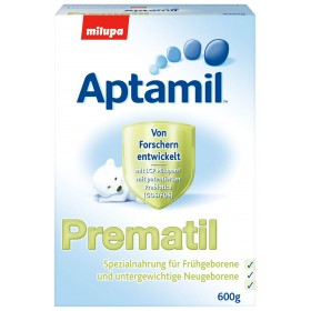Aptamil Prematil for Premature Babies Germany 4008973032031
