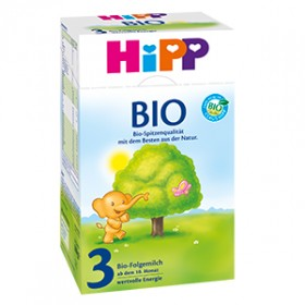 HiPP Bio 3 600g (4062300001503) Germany